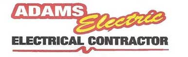 Adams Electric Inc (765) 325-2838